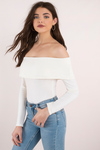 Tyene Off Shoulder Bodysuit