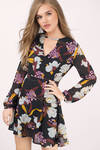 MINKPINK Lost in Paradise Floral Dress