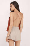 Break Free Open Back Cami