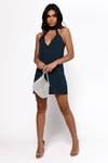 Kasey V-Neck Shift Dress