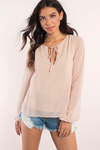 Dream Weaver Blouse