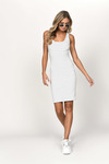 Amy Ribbed Midi Dress